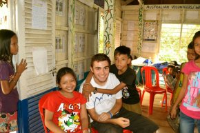 How Teaching in Cambodia Changed His Life