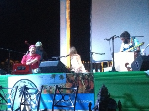 Kirtan with Dave Stringer and friends